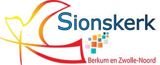 Sionskerk Berkum en Zwolle-Noord Logo